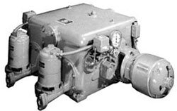 Nash Type CSM Vacuum Pump Series 40